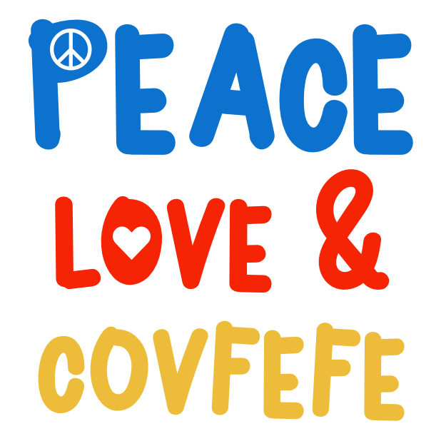 Covfefe - The Original Sticker Pack messages sticker-7