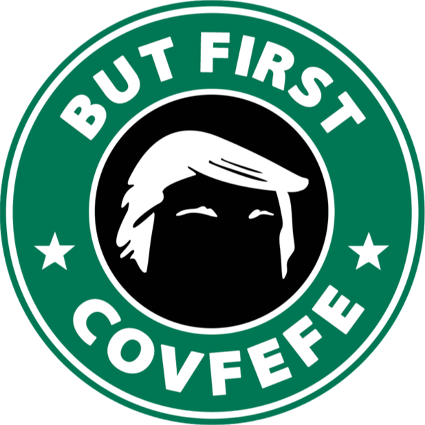 Covfefe - The Original Sticker Pack messages sticker-4