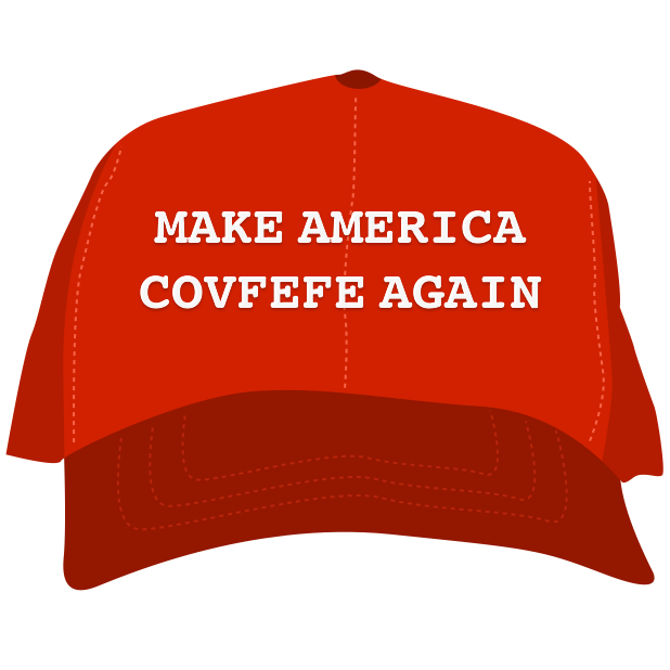 Covfefe - The Original Sticker Pack messages sticker-3