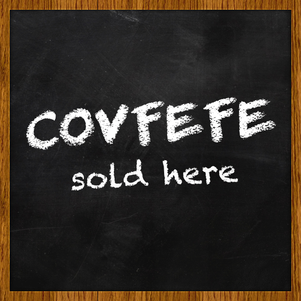 Covfefe - The Original Sticker Pack messages sticker-11