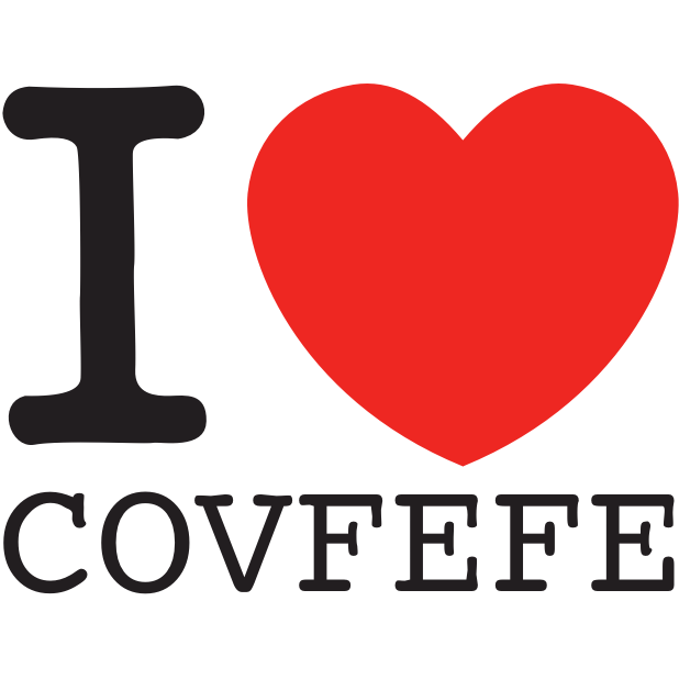 Covfefe - The Original Sticker Pack messages sticker-0