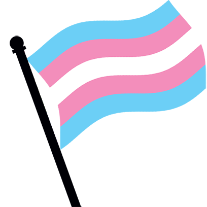 Trans Pride messages sticker-1