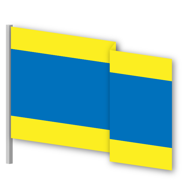 Signal Flags 2000 messages sticker-9