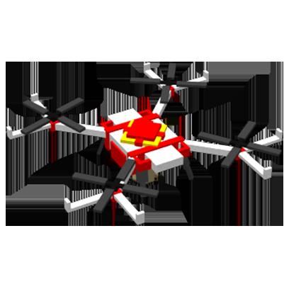 Wacky Drones messages sticker-0