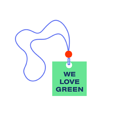 We Love Green Festival 2018 messages sticker-5