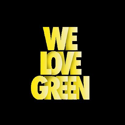 We Love Green Festival 2019 messages sticker-6
