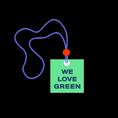 We Love Green Festival 2019 messages sticker-0