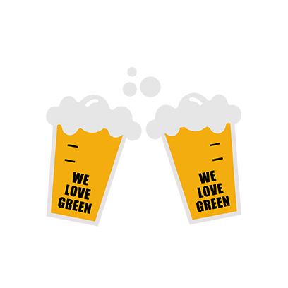 We Love Green Festival 2019 messages sticker-3