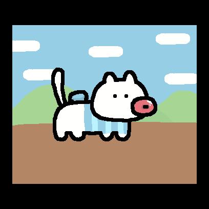NekoGetChu-Cat Sticker- messages sticker-4