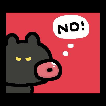 NekoGetChu-Cat Sticker- messages sticker-3