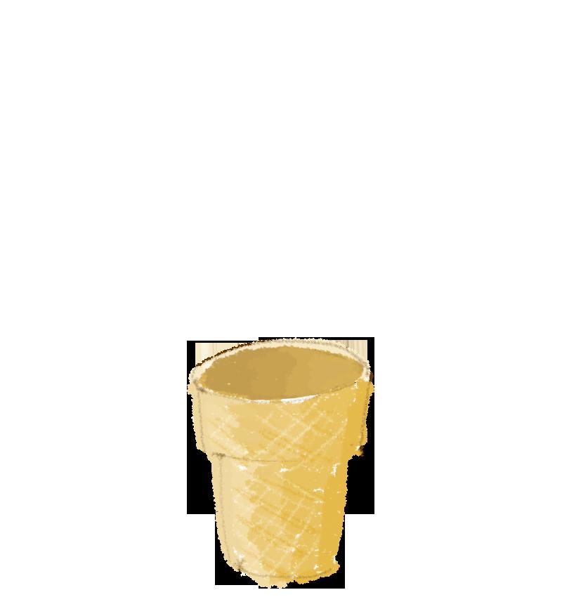 Ice Cream Cone Stickers! messages sticker-2