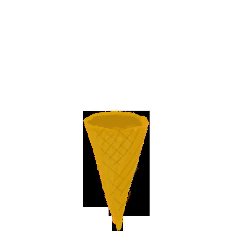 Ice Cream Cone Stickers! messages sticker-1