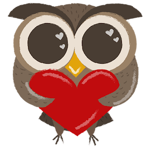 OwlCute - Owl Emojis And Stickers messages sticker-7