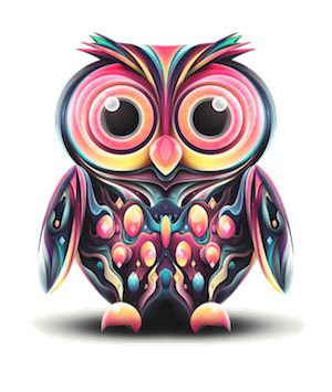 OwlCute - Owl Emojis And Stickers messages sticker-0