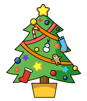 Xmas Best Stickers messages sticker-1