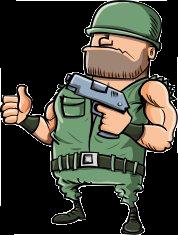 Army Best Stickers messages sticker-4