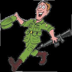 Army Best Stickers messages sticker-7