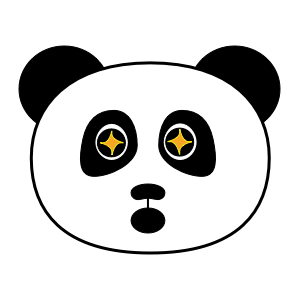 Apathetic Panda messages sticker-5