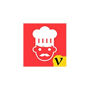 菜谱 - 菜谱大全下厨房美食食谱 messages sticker-0