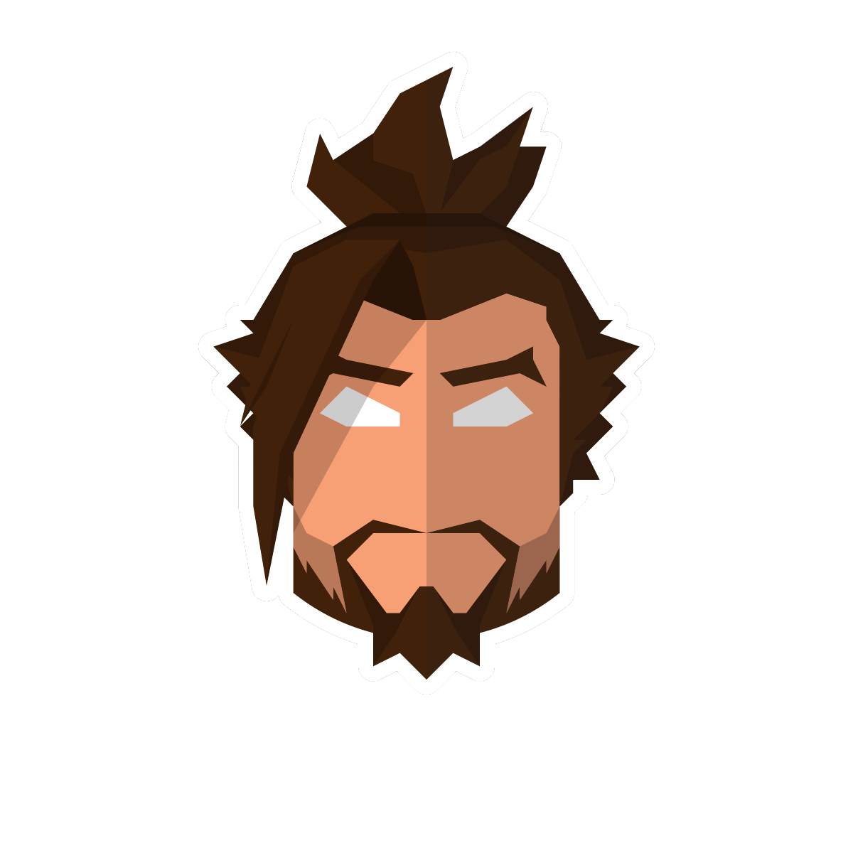 The Heroes Of Overwatch Sticker Pack messages sticker-3