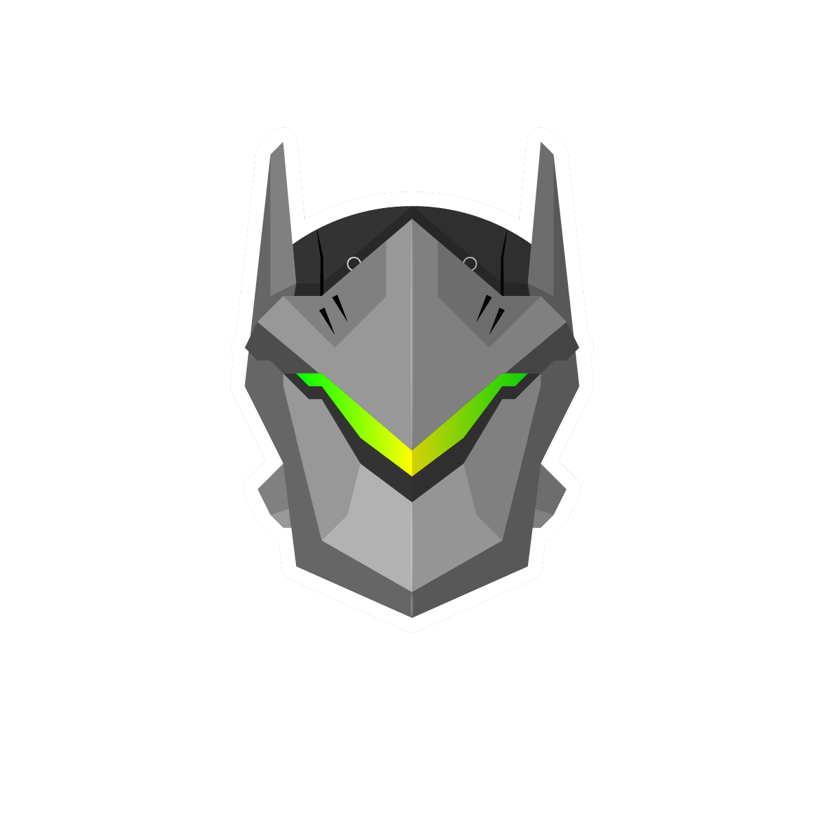 The Heroes Of Overwatch Sticker Pack messages sticker-0