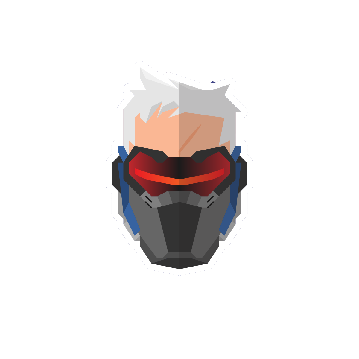 The Heroes Of Overwatch Sticker Pack messages sticker-5