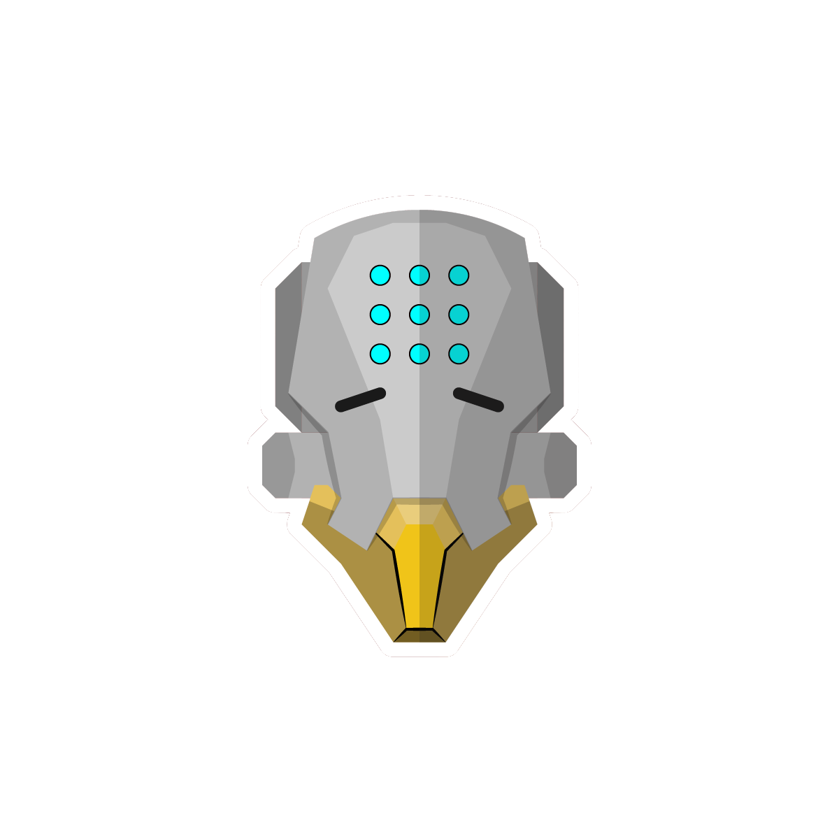 The Heroes Of Overwatch Sticker Pack messages sticker-9