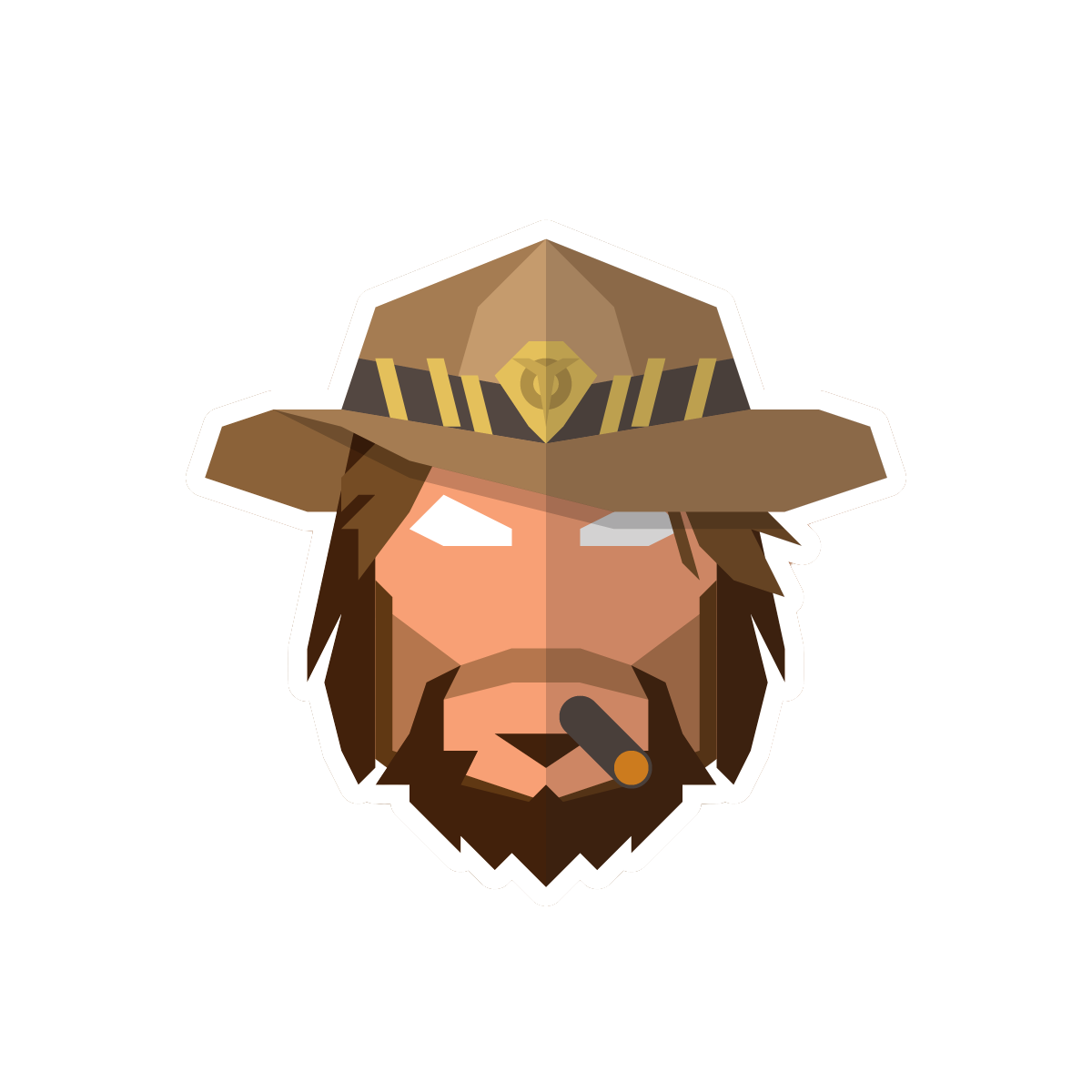 The Heroes Of Overwatch Sticker Pack messages sticker-8