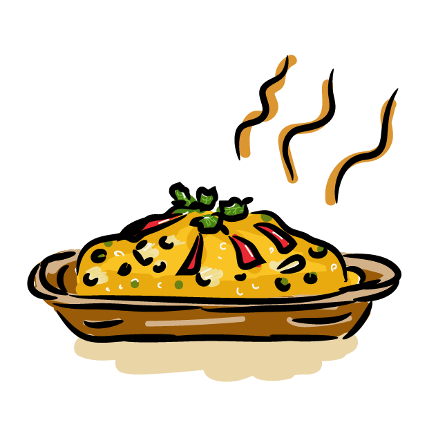 Panamanian Food messages sticker-9
