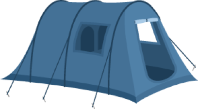 The Official Bonanza Campout Sticker App messages sticker-11