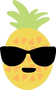 Hawaii LocalMoji messages sticker-9