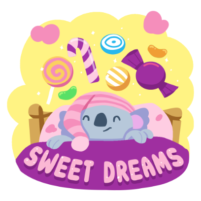 Sleepiest: The Sleeping App messages sticker-7