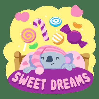 Sleepiest Sleep Sounds Stories messages sticker-7