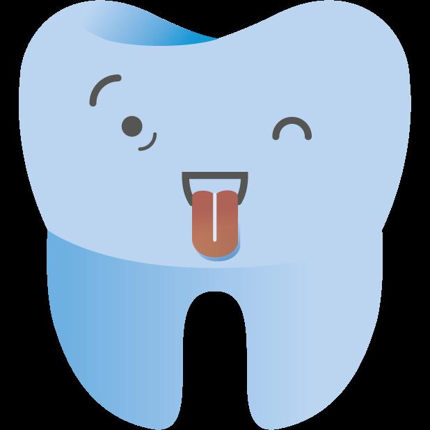 Dentsply Sirona Endodontics – A tooth's life (L) messages sticker-5