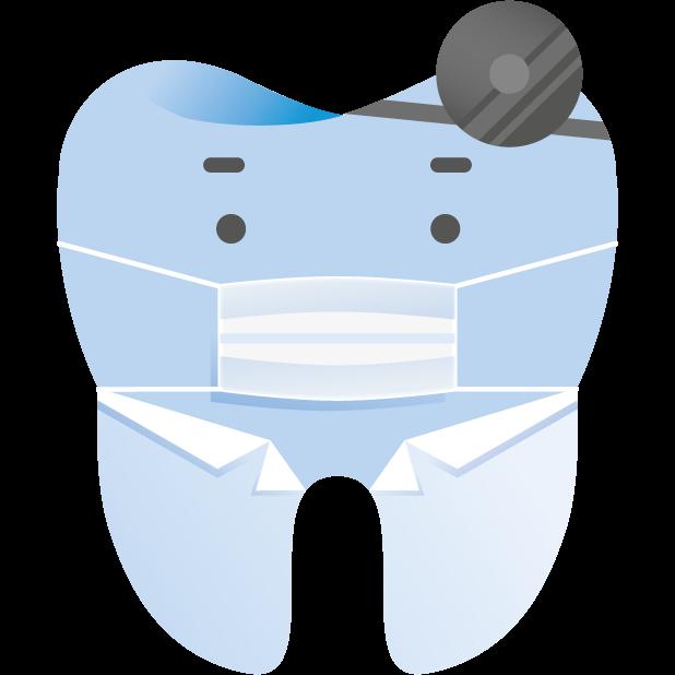 Dentsply Sirona Endodontics – A tooth's life (L) messages sticker-7