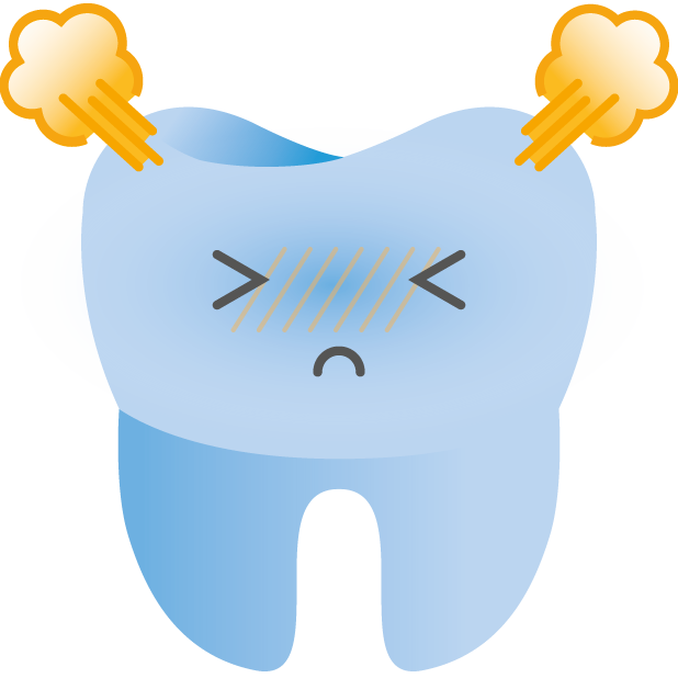 Dentsply Sirona Endodontics – A tooth's life (L) messages sticker-0