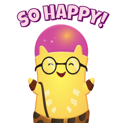 Brainy Arkies Stickers messages sticker-10