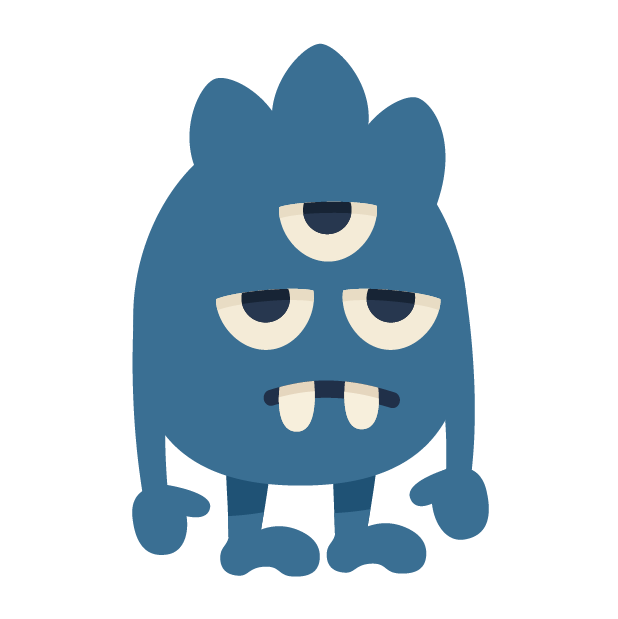 Happy Monster stickers messages sticker-6
