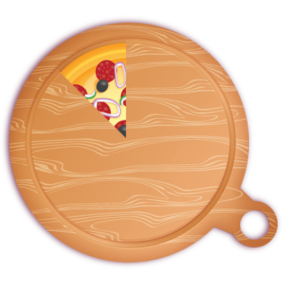 Pizza Pie Charts and Soda Bar Graphs messages sticker-11