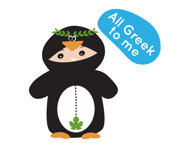 RoxyPenguin - Learn Words messages sticker-2