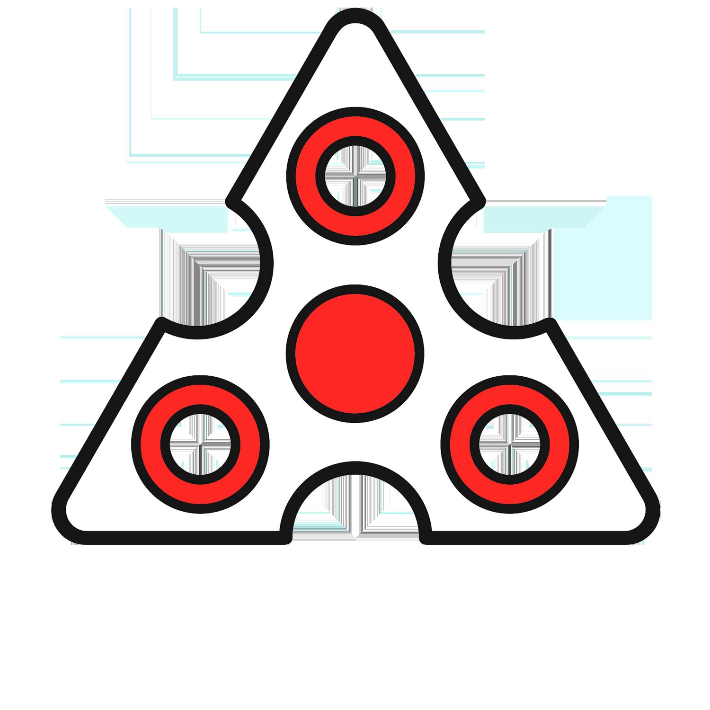 Fidget Spinner App & Stickers messages sticker-5