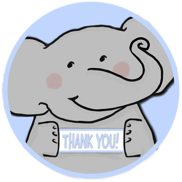 Newggy - The Sweetest Elephant messages sticker-4