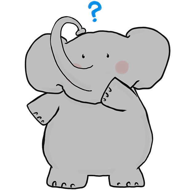 Newggy - The Sweetest Elephant messages sticker-9