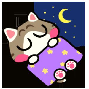 Maze Cat - Rookie messages sticker-2