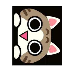 Maze Cat - Rookie messages sticker-3
