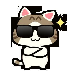 Maze Cat - Rookie messages sticker-9