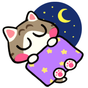 Maze Cat - Rookie messages sticker-2