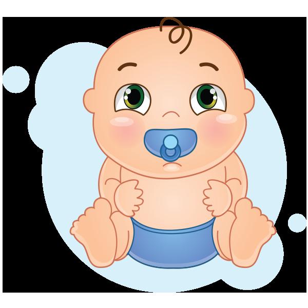 BABY EMOJI - Sticker App for Moms & Infants messages sticker-9