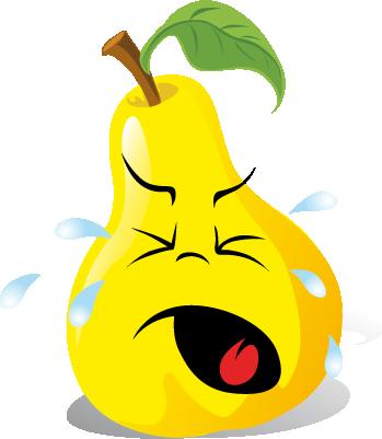 Pears SP emoji stickers messages sticker-4