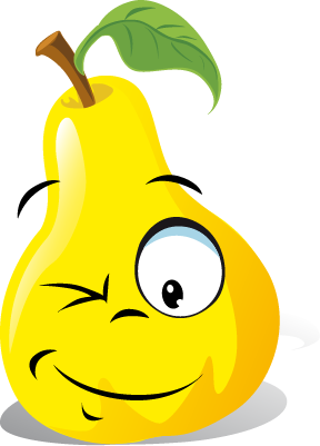 Pears SP emoji stickers messages sticker-1